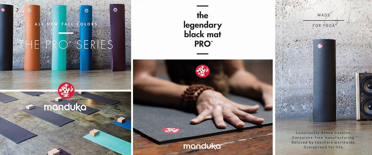 manduka mats yoga pro