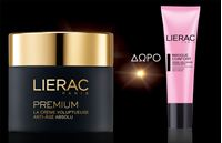 Picture of Lierac Premium Day & Night Voluptueuse Original Υφή 50ml & Δώρο Masque Confort 50ml