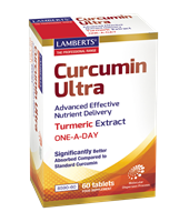 Picture of Lamberts Curcumin Ultra, 60 Ταμπλέτες