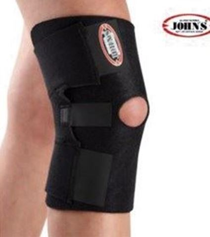 John's Επιγονατίδα Wrap Around One Size S-XL 120215
