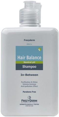 Frezyderm Hair Balance Shampoo 200ml