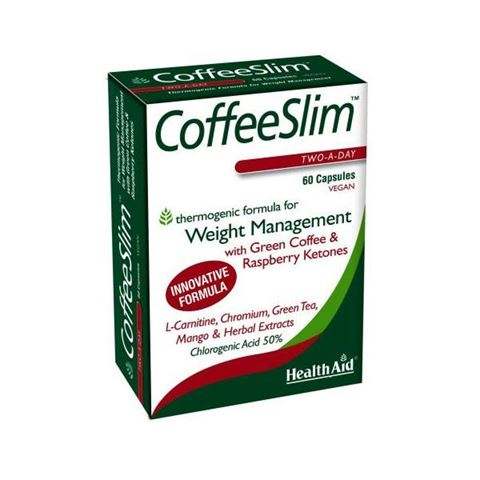 Health Aid Coffee Slim 60 κάψουλες