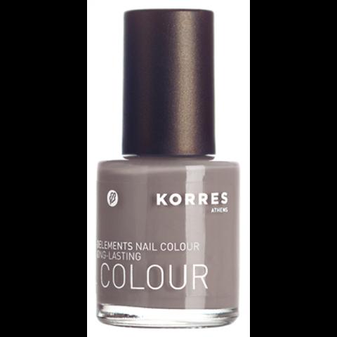 Korres  Βερνίκι Νυχιών 94 Light Grey 10ml