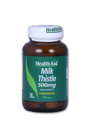 Health Aid Milk Thistle Seed Extract 30 Ταμπλέτες