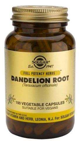 Solgar Dandelion Root 100 Κάψουλες