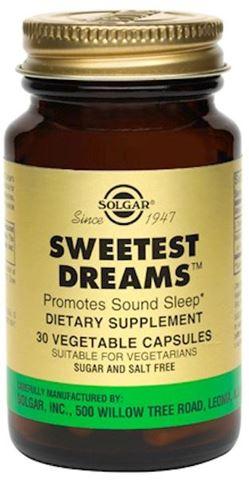 Solgar Sweetest Dreams 30 Φυτικές Κάψουλες