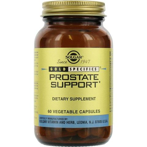 Solgar Prostate Support 60 Φυτικές Κάψουλες
