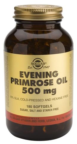 Solgar Evening Primrose Oil 500mg, 180 Sofgels