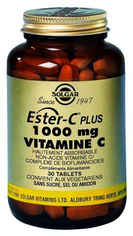 Solgar Ester-C® 1000mg, 30 Ταμπλέτες