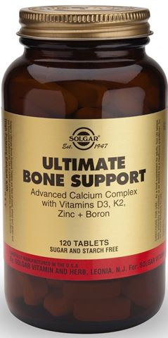 Solgar Ultimate Bone Support 120 Ταμπλέτες
