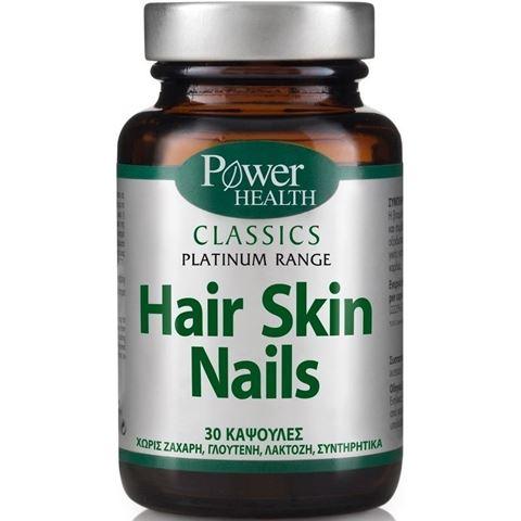 Power Health Platinum - HairTone Skin Nails 30 Κάψουλες