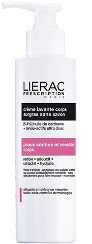 Lierac Creme Lavante Corps Surgras Sans Savon 200ml