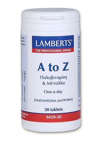 Lamberts A-Z Multi 30 Ταμπλέτες