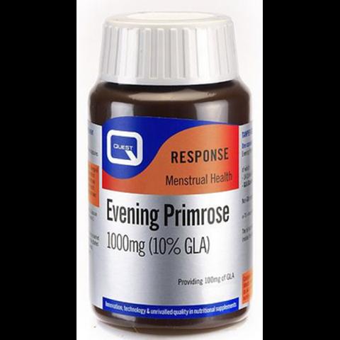 Quest Evening Primrose Oil 1000mg 30 Κάψουλες
