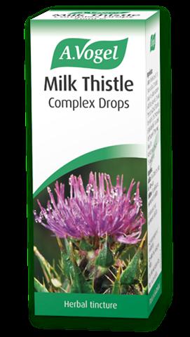 A.Vogel Milk Thistle 50ml