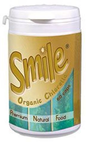 Smile Χλωρέλλα 60 Κάψουλες