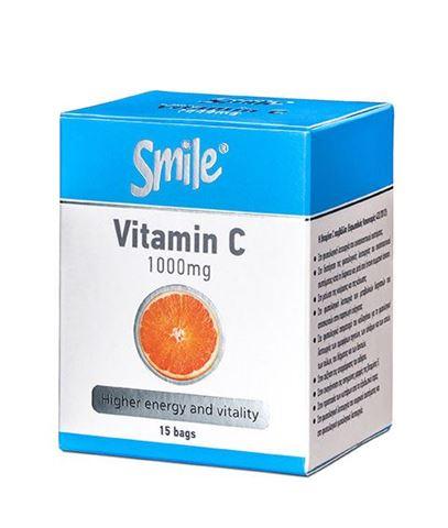 Smile Βιταμίνη C 15 Φακελάκια