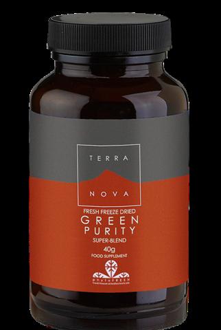 Terranova Green Purity 40gr powder