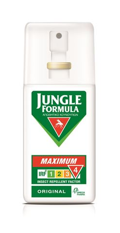 Jungle Formula Maximum IRF 4 original 75ml