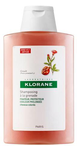 Klorane Shampoo a La Grenade 200 ml