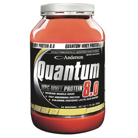 Anderson Quantum 8.0 Double Chocolate 800gr
