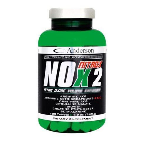 Anderson Nox Nitrox-2 100 Κάψουλες