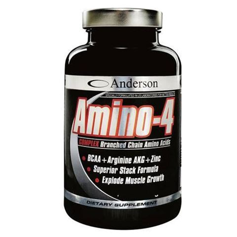 Anderson Amino-4 200 Ταμπλέτες