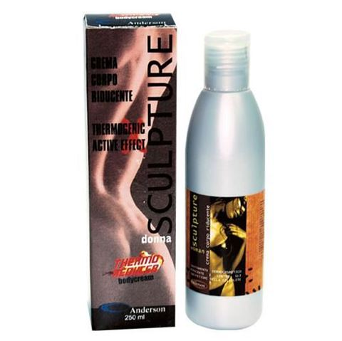 Anderson Sculpture Woman Reducing Thermogenic Cream 250ml