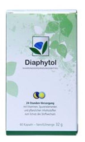 Metapharm Diaphytol 60 Κάψουλες