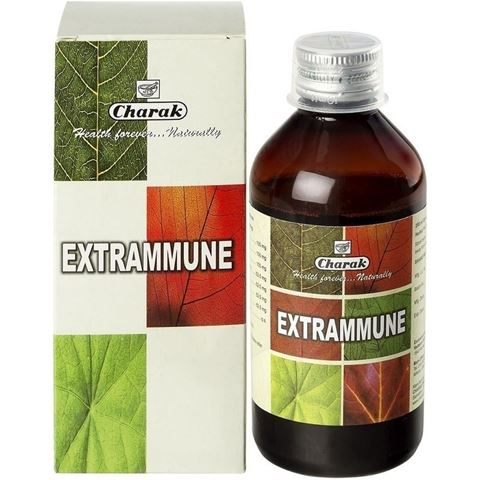 Charak Extrammune Σιρόπι 200ml