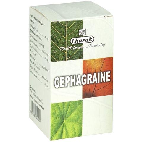 Charak Cephagraine 100 Tαμπλέτες