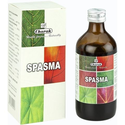 Charak Spasma Σιρόπι 200ml