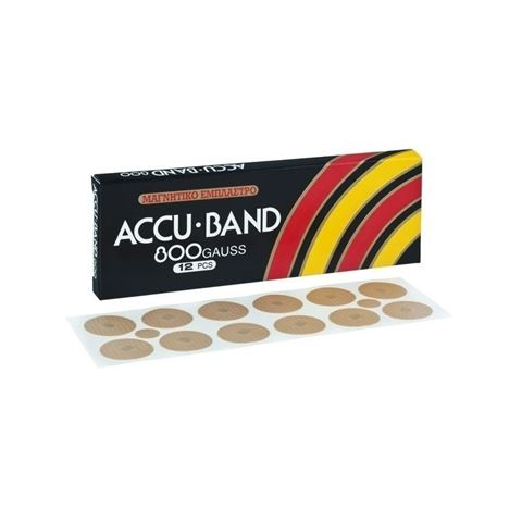 Cosval Accu Band Συσκευασία 12 Τεμαχίων