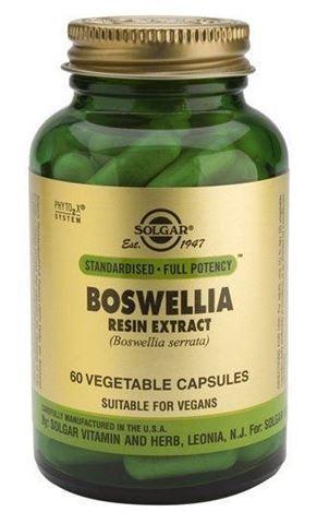 Solgar Boswellia Resin Extract 60 Φυτικές Κάψουλες