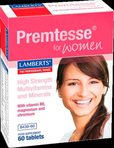 Lamberts Premtesse, 60 Ταμπλέτες