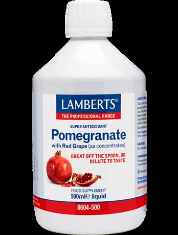 Lamberts Pomegranate 500ml