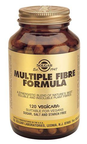 Solgar Multiple Fibre Formula 120 Φυτικές Κάψουλες