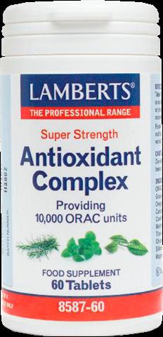 Lamberts Antioxidant Complex 60 Ταμπλέτες