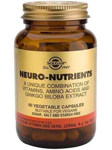 Solgar Neuro Nutrients 60 Φυτικές Κάψουλες