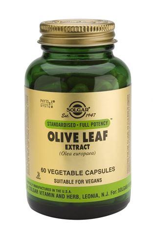 Solgar Olive Leaf Extract 60 Φυτικές Κάψουλες