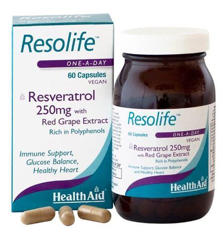Health Aid Resolife 60 Κάψουλες