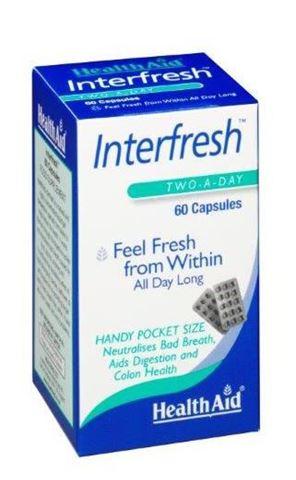 Health Aid Interfresh 60 Κάψουλες