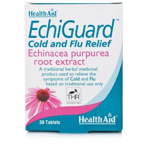 Health Aid EchiGuard 30 Ταμπλέτες