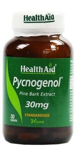 Health Aid Pycnogenol 30 Ταμπλέτες