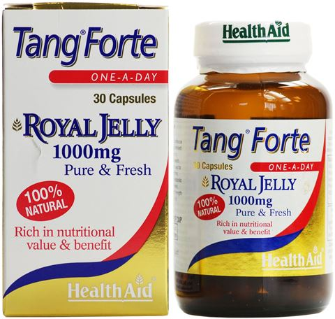 Health Aid Tang Forte Royal Jely 30 Κάψουλες
