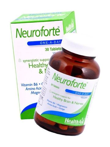 Health Aid Neuroforte 30 Ταμπλέτες