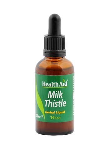 Health Aid Milk Thistle Liquid 50ml