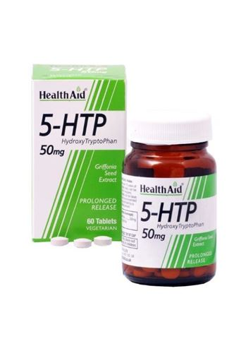 Health Aid Hydroxy TryptoPhan 5-HTP, 60 Ταμπλέτες