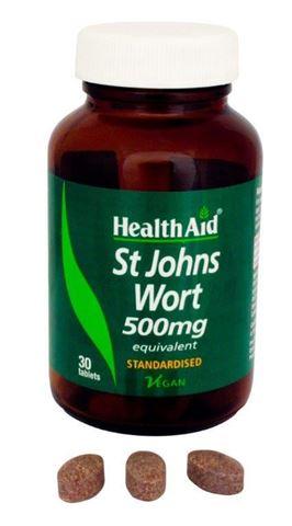 Health Aid St. John's Wort 30 Ταμπλέτες