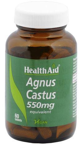Health Aid Αgnus Castus 60 Ταμπλέτες